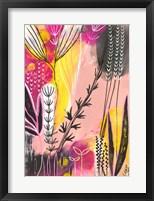 Framed Spring In Pink