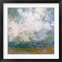 Framed Sun, Sand, Sea & Sky