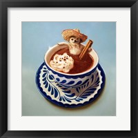Framed Mexican Hot Chocolate