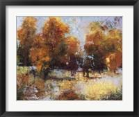 Framed Autumn Chill