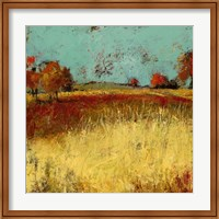 Framed Country Side No. 2