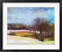 Framed Winters Day