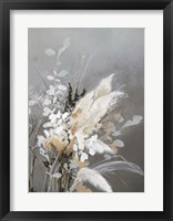 Light Leaves 2 Framed Print