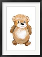 Framed Little Bear