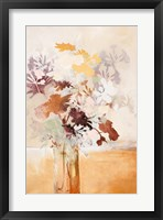 Pastel Flower 1 Framed Print