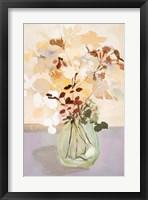Pastel Flower 2 Framed Print