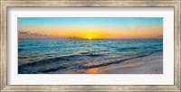 Framed Golden Moment
