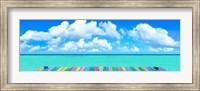 Framed Rainbow Deck