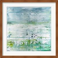 Framed Green Field