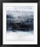 Framed Indigo Night