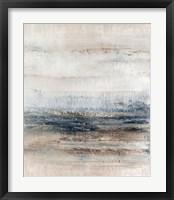 Framed Winter Field No. 1