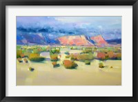 Framed Canyon View II