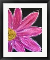 Framed Be A Bold Flower