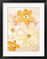 Framed Buttercream Floral