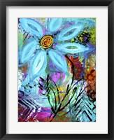 Framed Party Flower