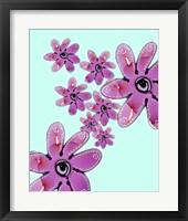 Framed Floral Pop 2