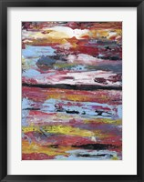Framed Abstract 80