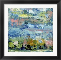Framed Abstract 84