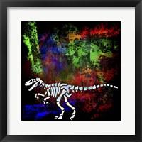 Framed Dino Bones 1