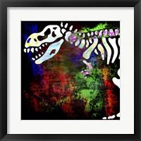 Framed Dino Bones 2