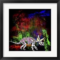 Framed Dino Bones 3