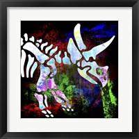 Framed Dino Bones 4