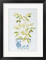Framed Extend an Olive Branch