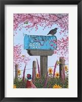 Framed California Quail & Ring-Necked Pheasant