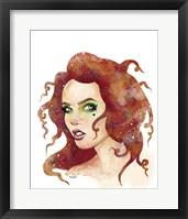 Framed People- Red Hair