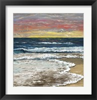 Framed Ocean Landscape