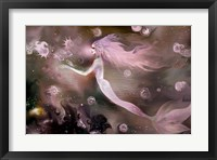 Framed Mermaid Rose
