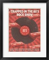 Framed Retro 80's