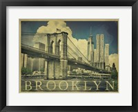 Framed Brooklyn
