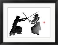 Framed Kendo