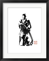Framed Yojimbo