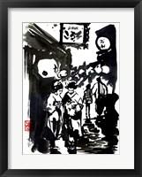 Framed Edo