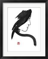 Framed Geisha 2