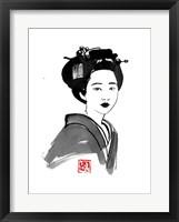 Framed Geisha Starring