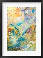Framed Swirls II
