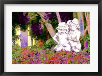 Framed Garden III
