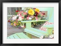 Framed Garden VII