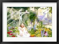 Framed Garden XI