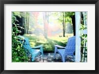 Framed Garden XIII