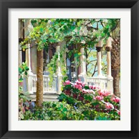 Framed Savannah Porch