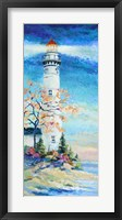 Framed Lighthouse II