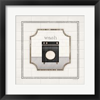 Framed Wash