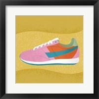 Framed Sneaker