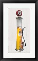 Framed Vintage Fuel No. 3