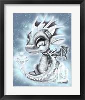 Framed Diamond  Lil Dragonz