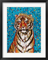 Framed Queen Tiger